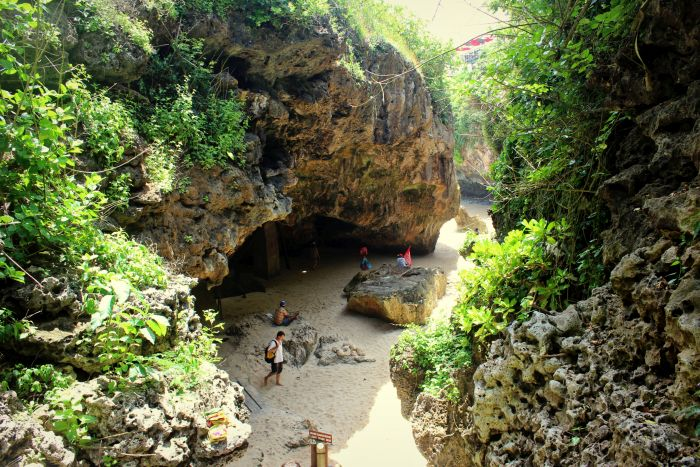 Roadtrip auf Bali Secret Beach